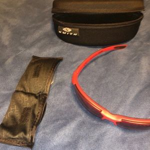Red Smith Optic Evolve Sunglasses